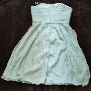 100% silk dress bnwt size L